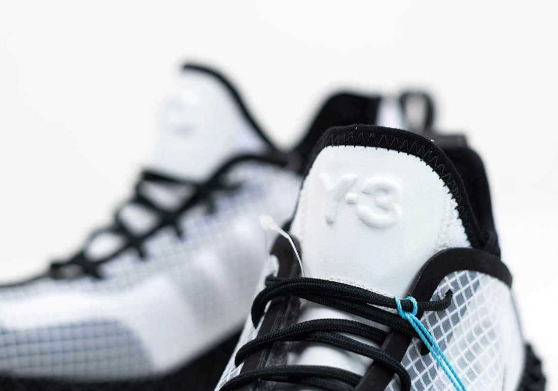 adidas Y-3 Runner 4D IO Sample 2020 Release Date Info