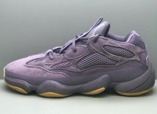 adidas Yeezy 500 Lavender Sample Release Date Info