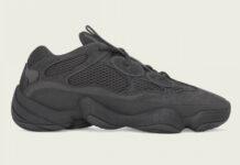 adidas Yeezy 500 Utility Black 2020 Restock Release Date Info