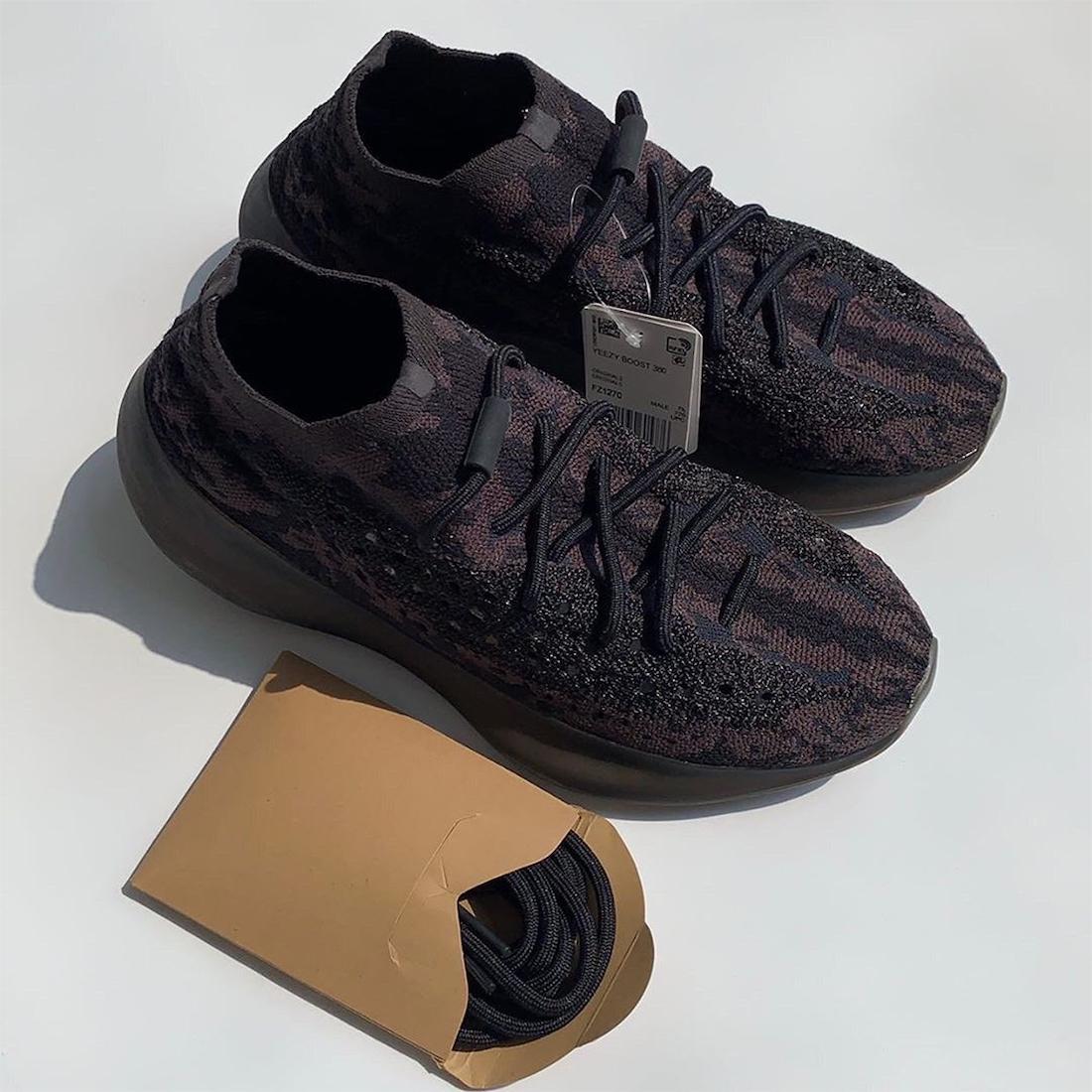 adidas Yeezy Boost 380 Onyx Q47307