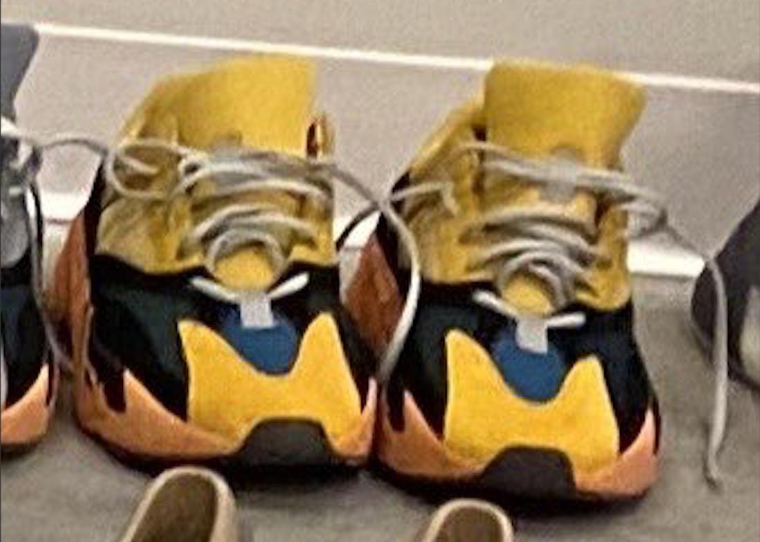 adidas Yeezy Boost 700 Yellow