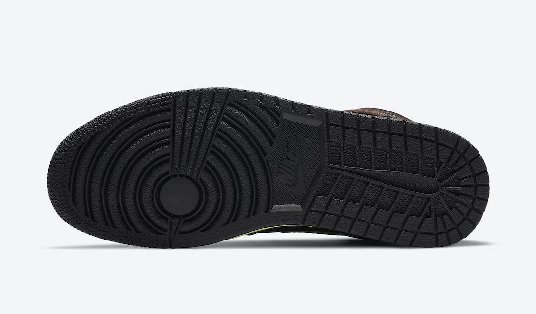Air Jordan 1 Bio Hack 555088-201 Release Details Price