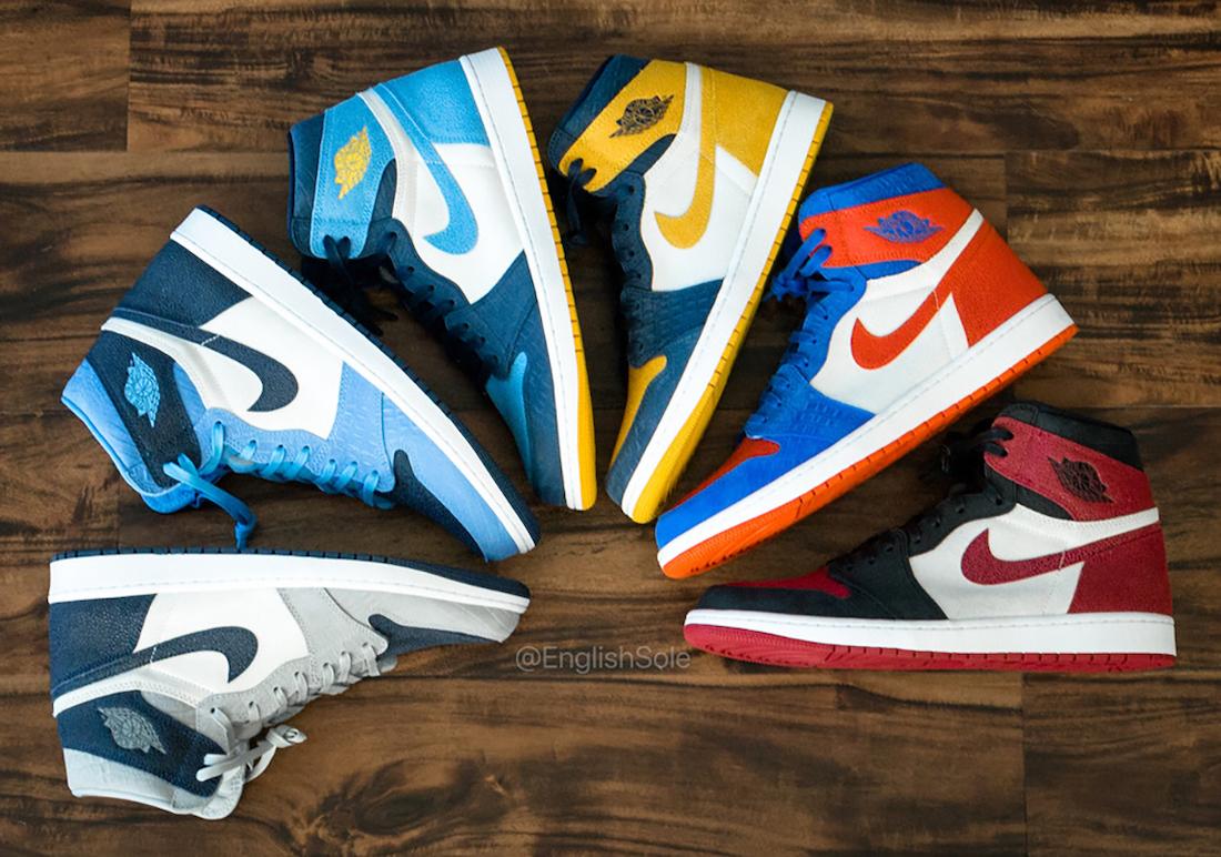 aj1 collection