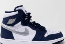 Air Jordan 1 High Co.JP Japan Midnight Navy DC1788-100 Release Details