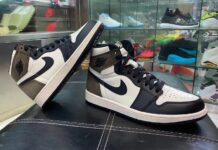 Air Jordan 1 High OG Dark Mocha 555088-105