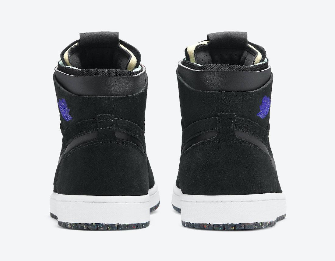 Air Jordan 1 Zoom Court Purple CT0978-005 Release Info