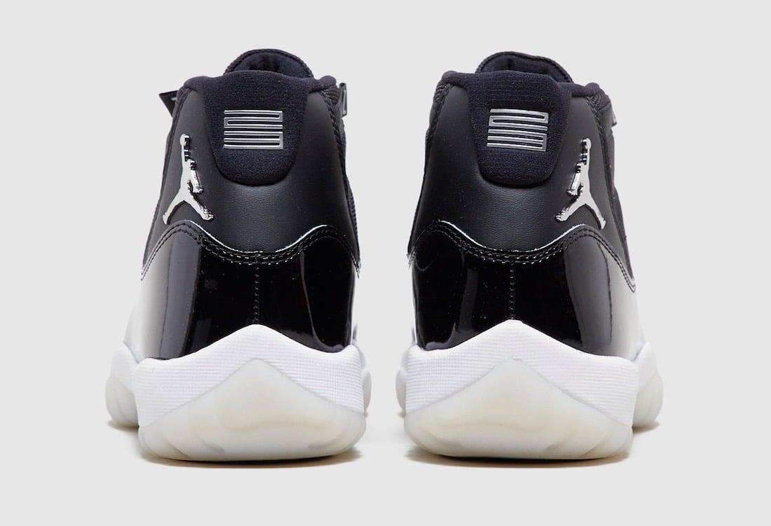 Air Jordan 11 25th Anniversary CT8012-011 Release 2020
