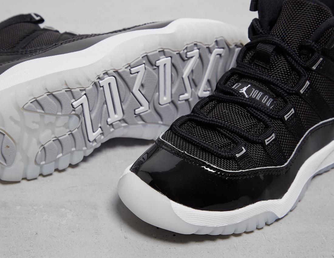 Air Jordan 11 Kids 25th Anniversary Release Date