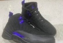 Air Jordan 12 Black Dark Concord CT8013-005 Release Info