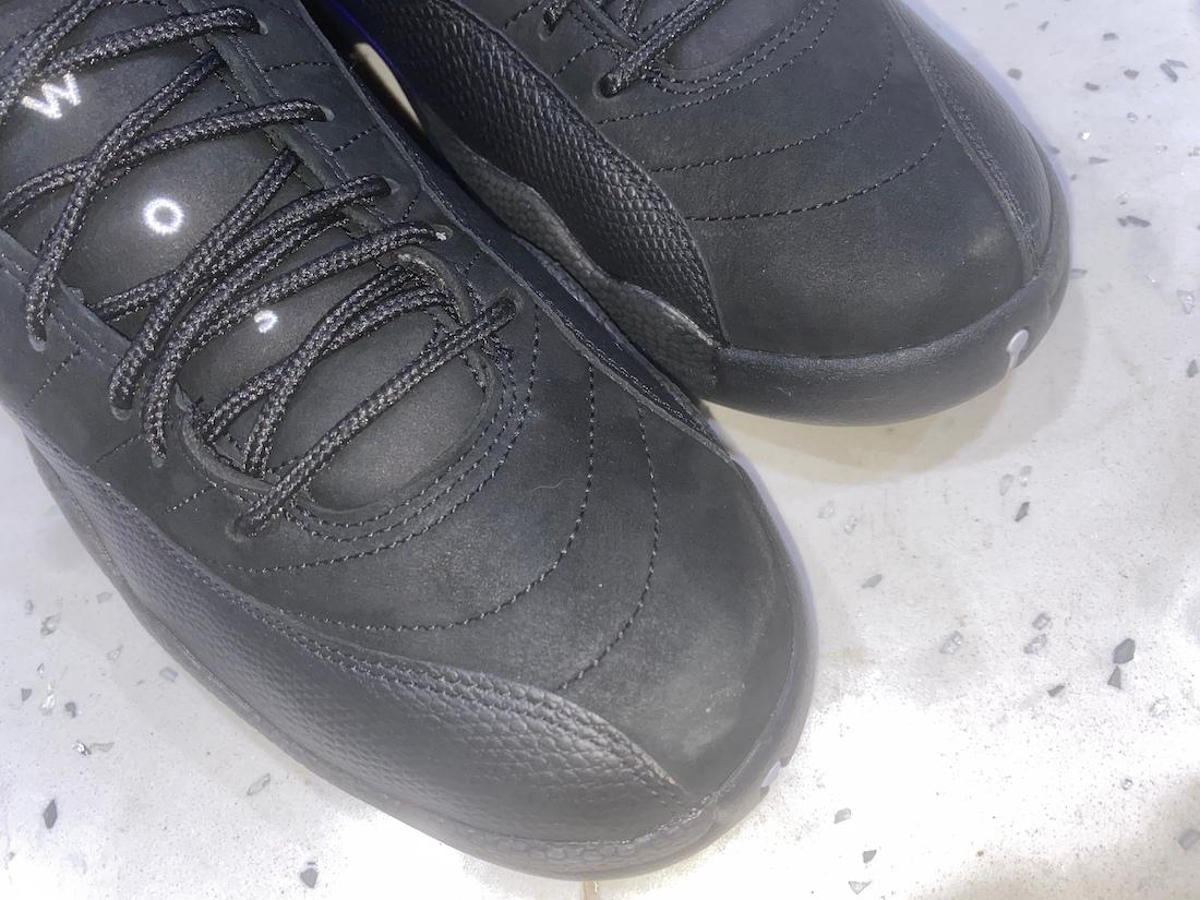 Air Jordan 12 Black Dark Concord CT8013-005 Release Info