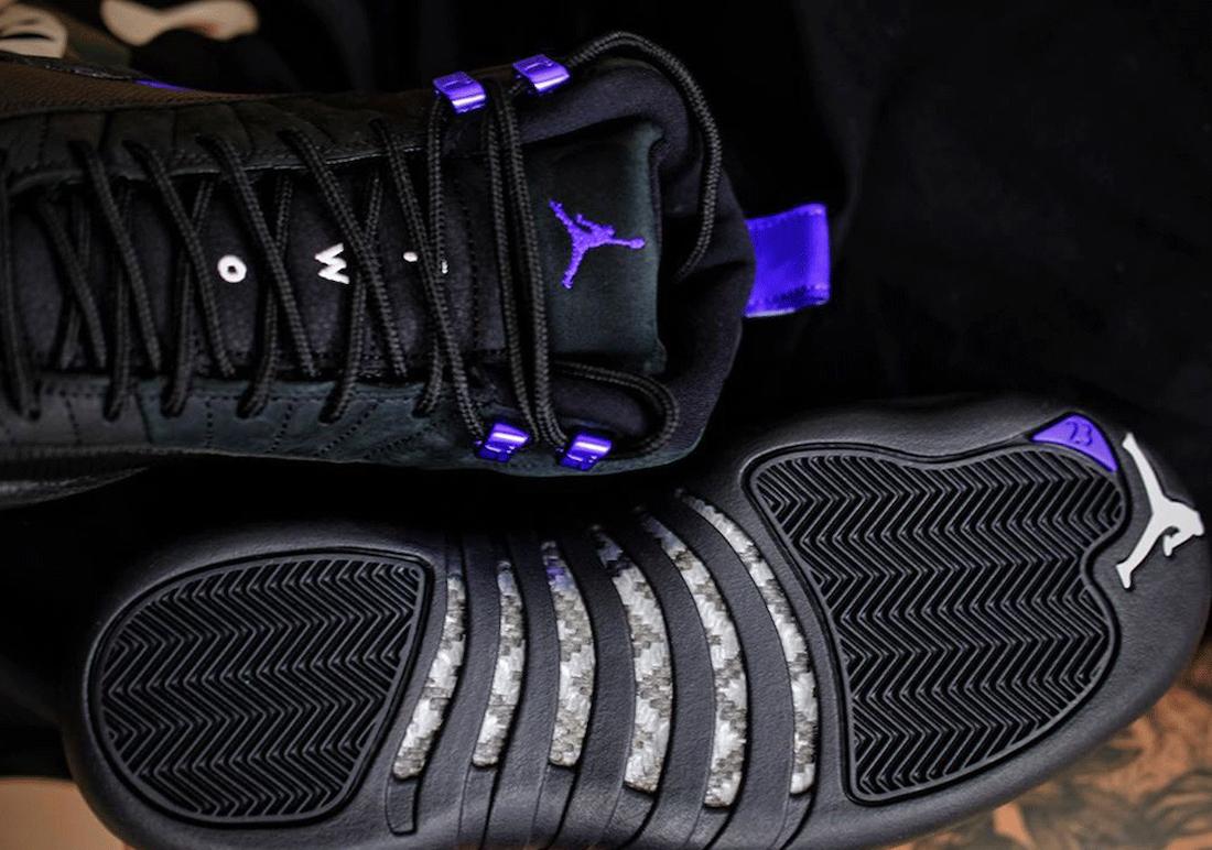 Air Jordan 12 Dark Concord CT8013-005 2020 Release Info