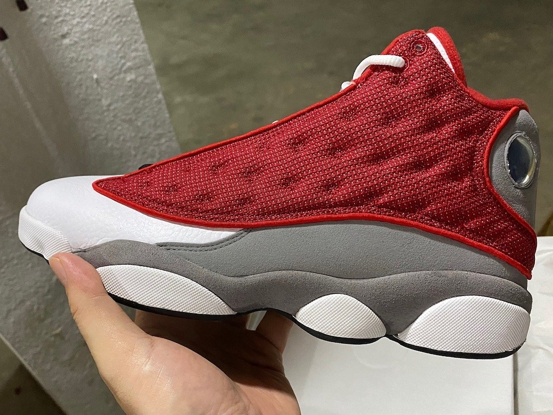 Air Jordan 13 Red Flint 414571-600 2021 Release Date