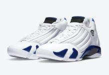 Air Jordan 14 Hyper Royal 487471-104 Price Release Date