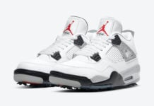 Air Jordan 4 Golf White Cement CU9981-100 Release Date