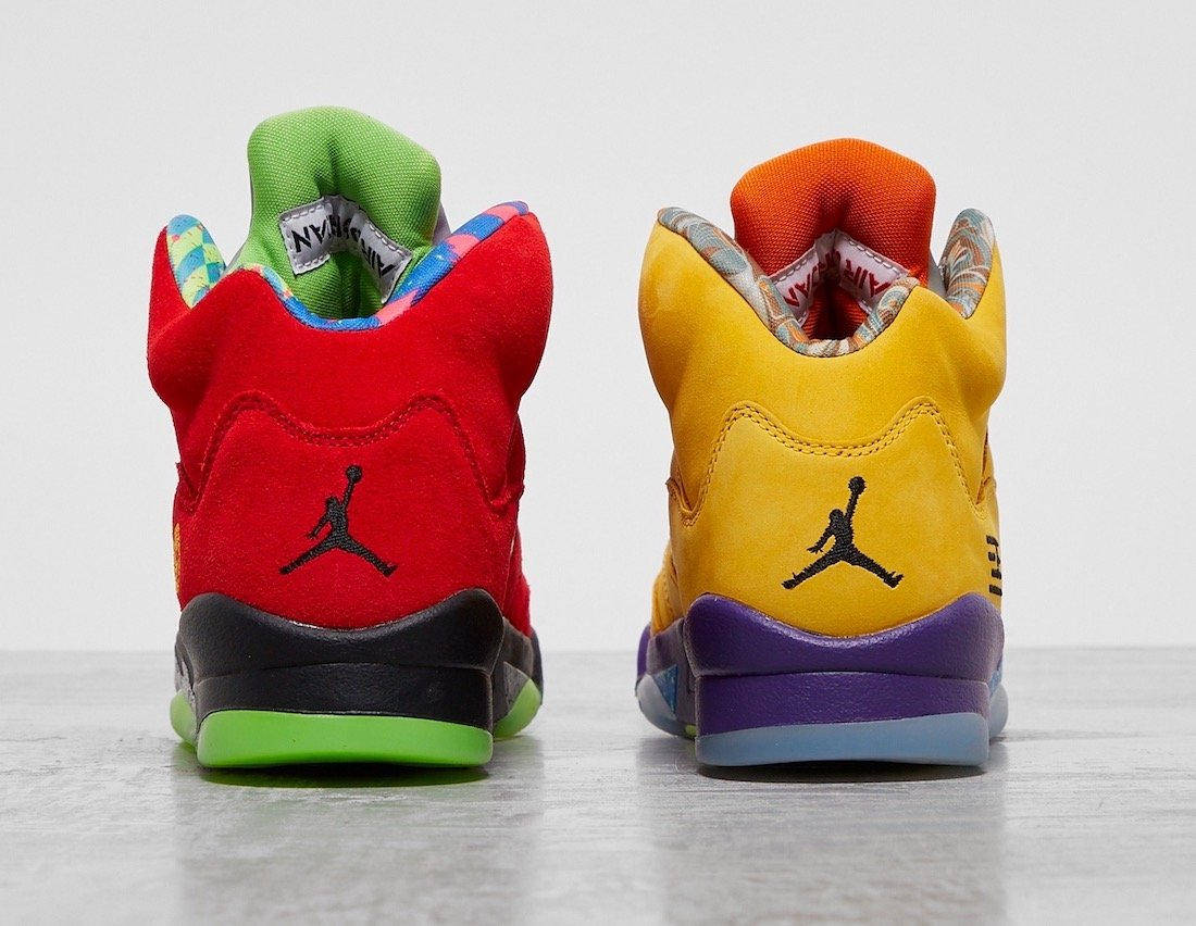 Air Jordan 5 GS What The Release Date