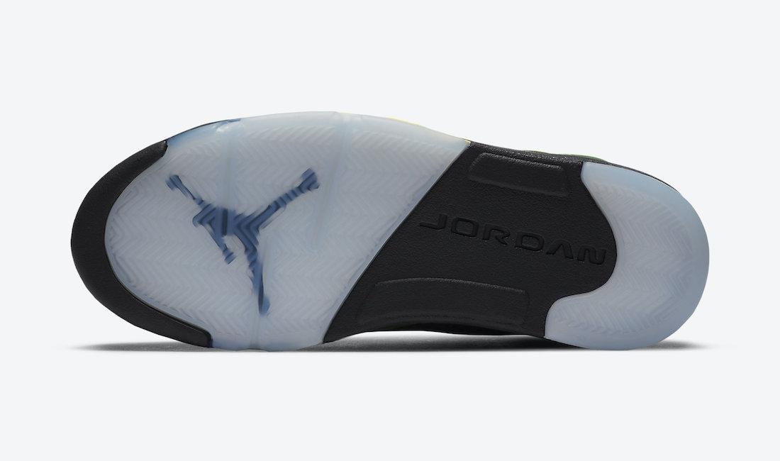 Air Jordan 5 Oregon Elevate CK6631-307 Release Info