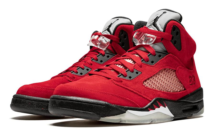 Air Jordan 5 Raging Bull 2021 Release Date Info