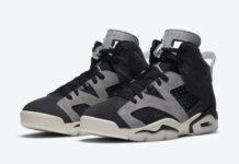 Air Jordan 6 Smoke Grey CK6635-001 Release Details