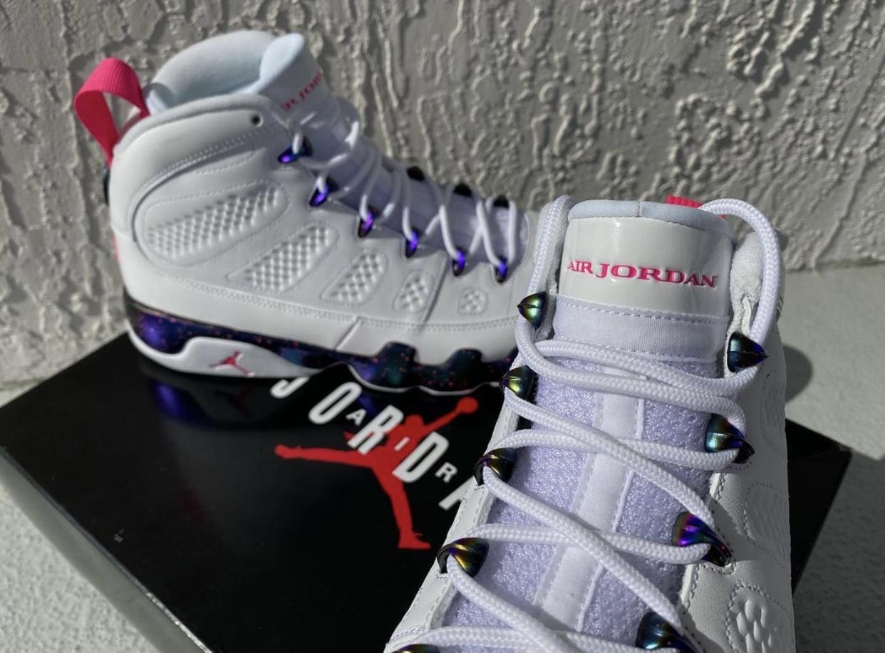 Air Jordan 9 Jordan Brand Classic Sample 2020