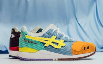 Asics Gel Lyte III Sean Wotherspoon atmos Release Date