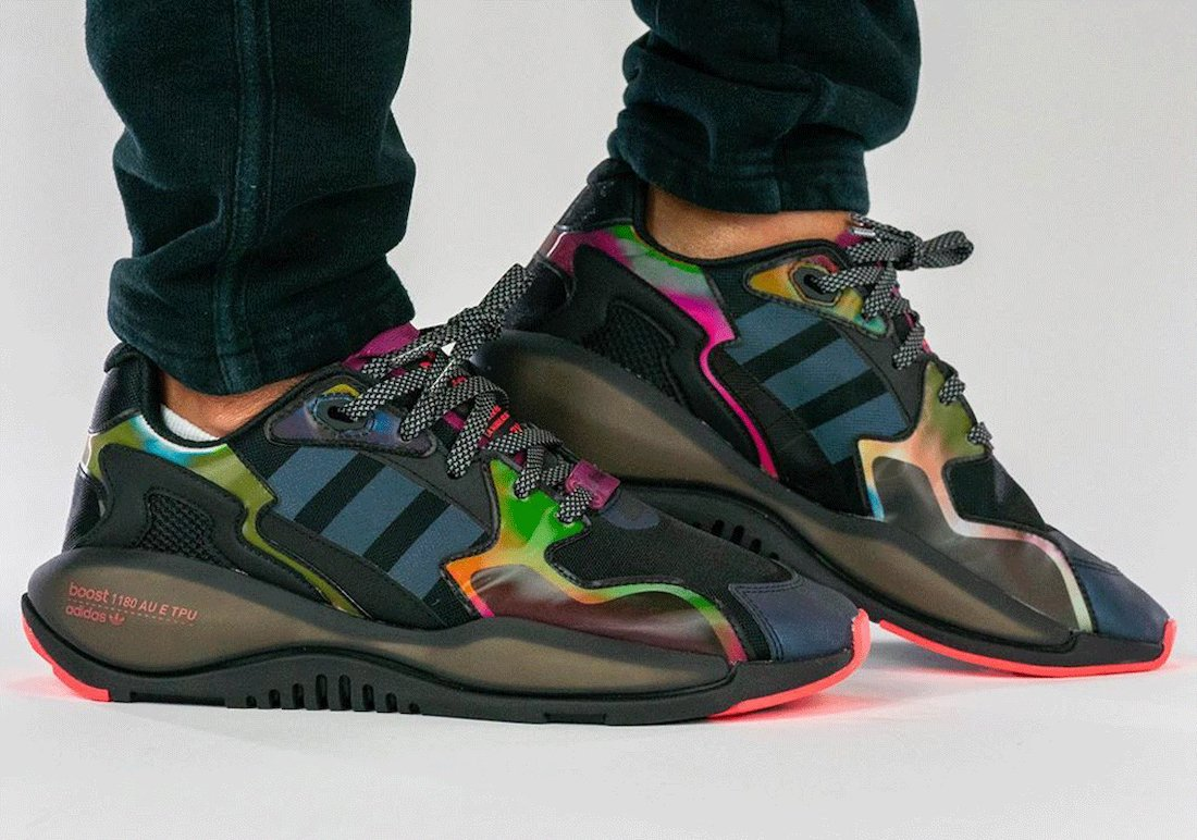atmos adidas ZX 1180 Boost FY9811 Release Date Info