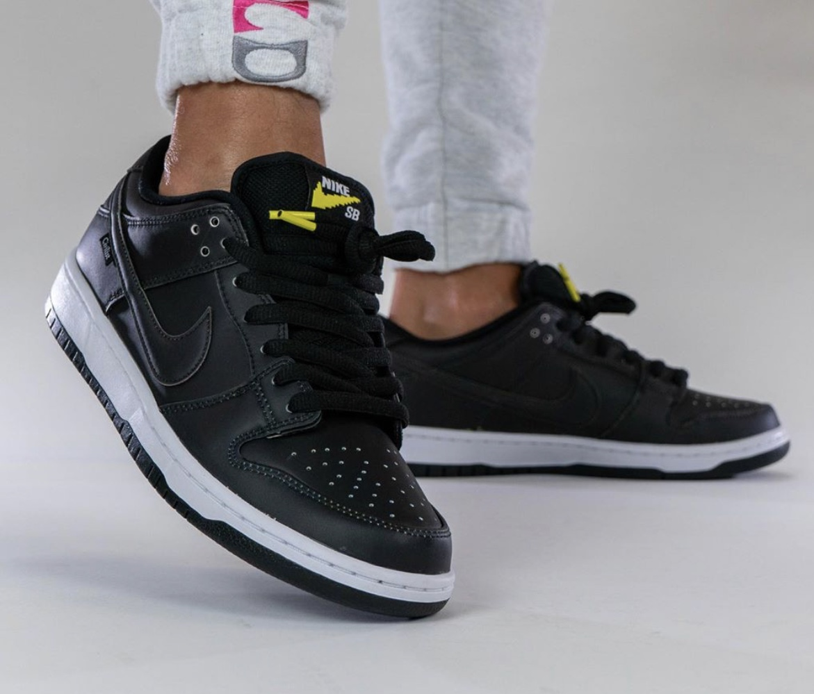 Civilist Nike SB Dunk Low CZ5123-001 On Feet