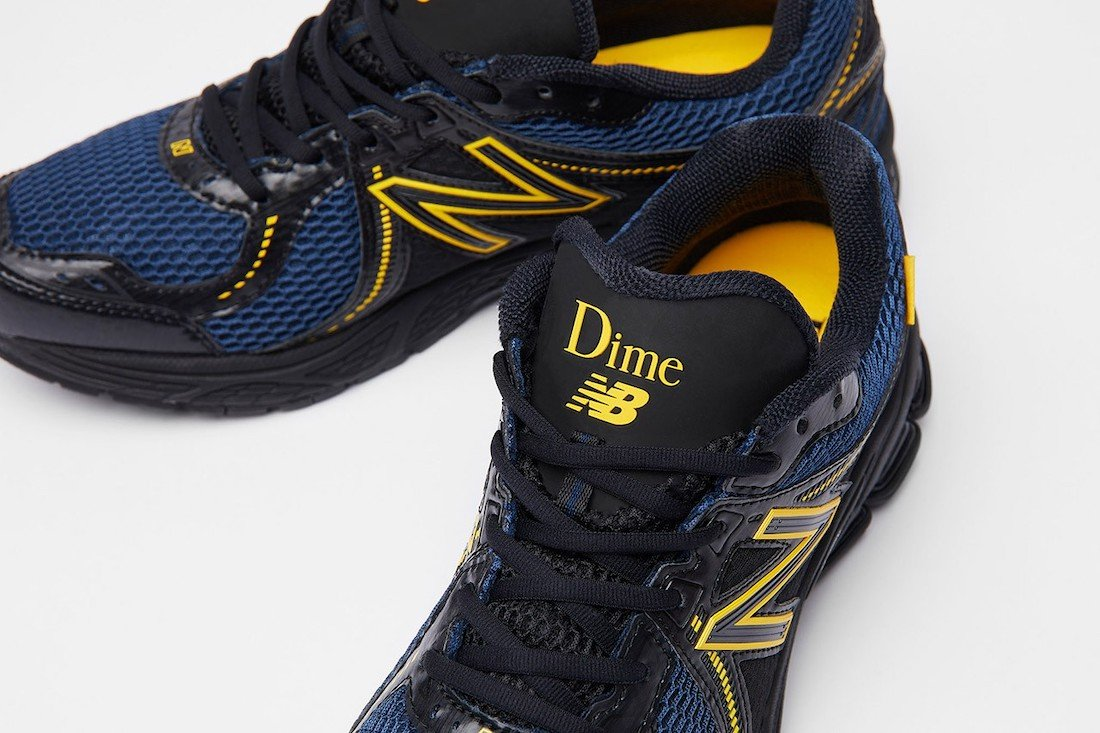 Dime New Balance 860 V2 Release Date Info
