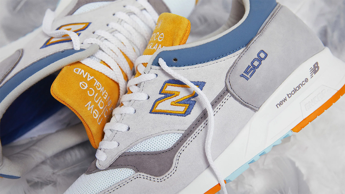 END New Balance 1500 Grey Heron Release Date Info