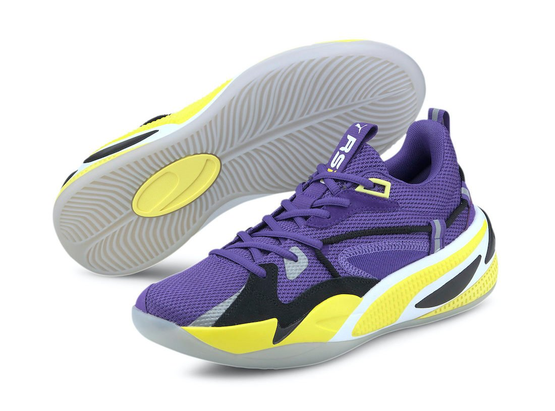 J Cole Puma RS-Dreamer Purple Heart Release Date