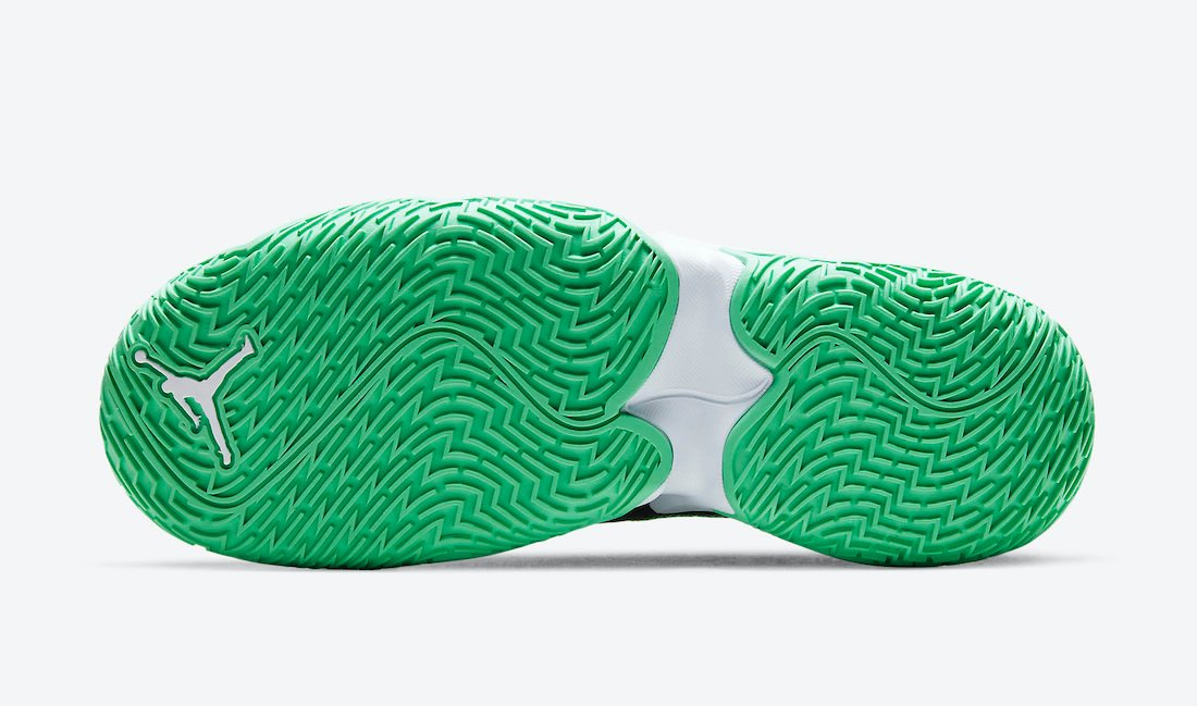 Jordan Westbrook One Take Neon Green CJ0780-003 Release Date Info