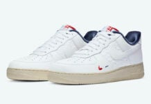 Kith Nike Air Force 1 France Paris CZ7927-100 Release Date Info