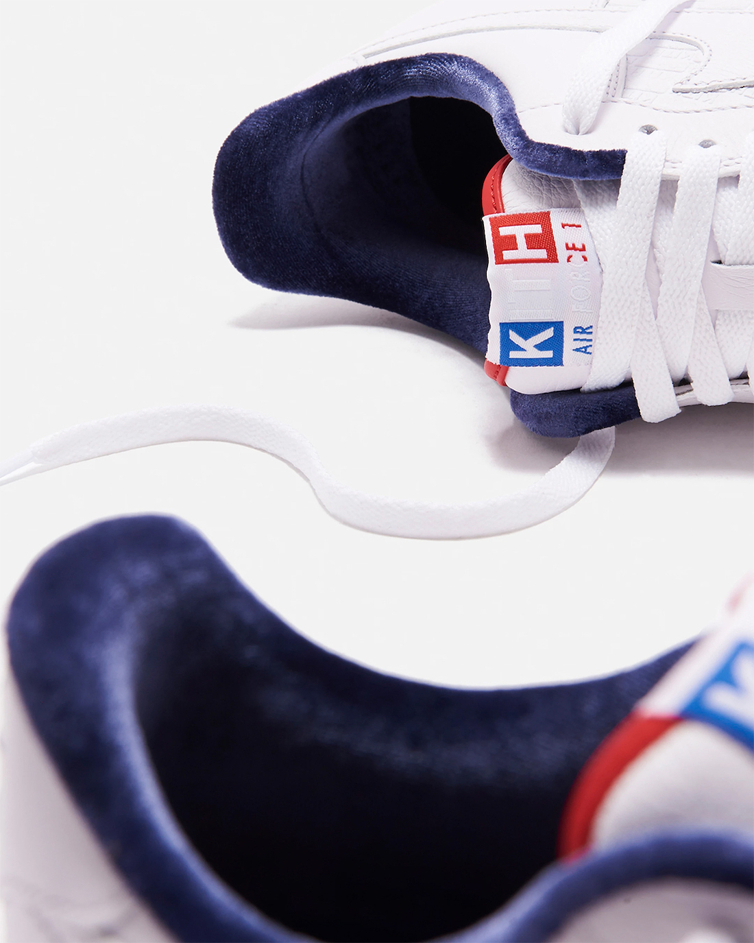 Kith Nike Air Force 1 Paris CZ7927-100 Release Date