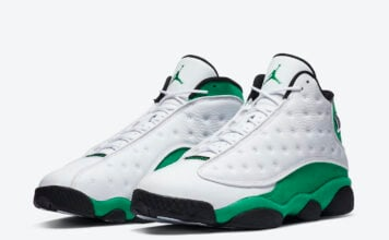 Lucky Green Air Jordan 13 DB6537-113 Release Date