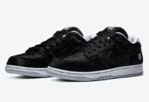 Medicom Toy Nike SB Dunk Low Bearbrick CZ5127-001