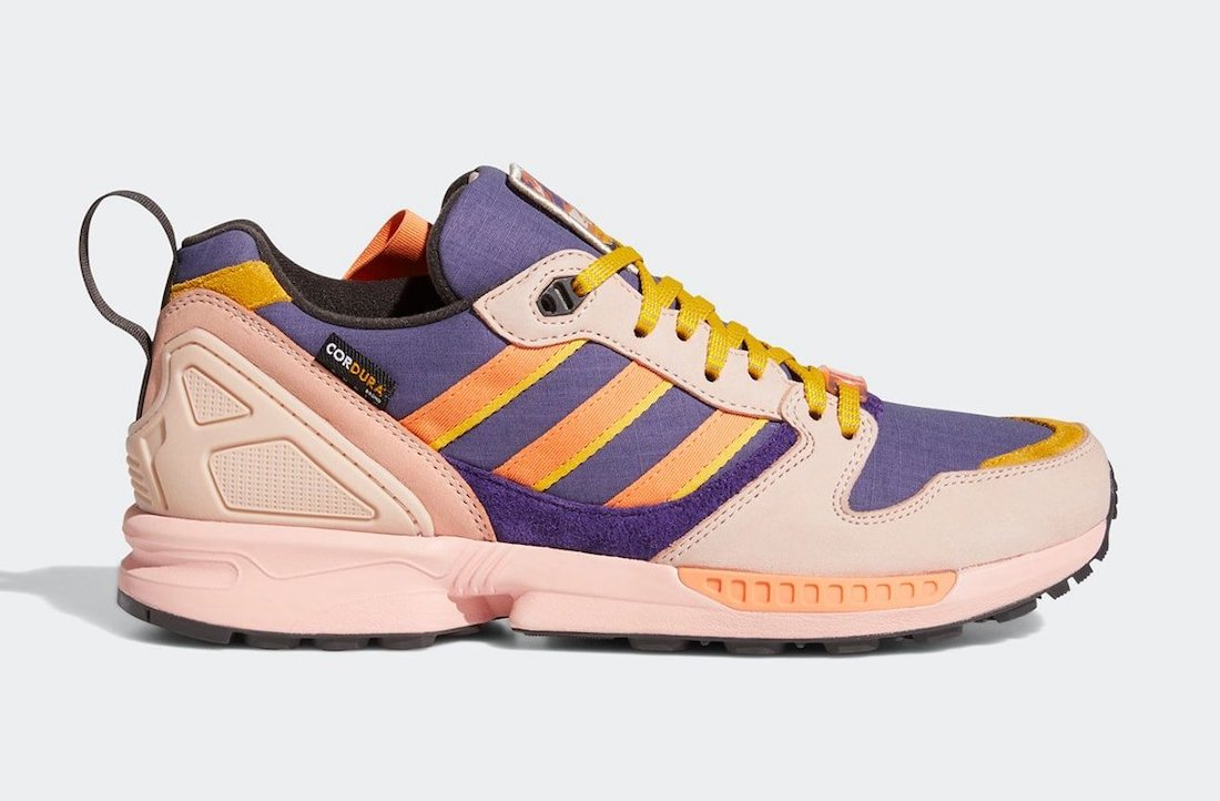 National Park Foundation adidas ZX 5000 Joshua Tree FY5167 Release Date Info