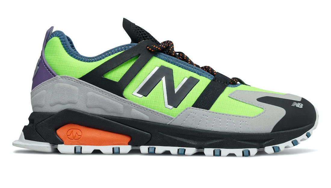 New Balance X-Racer Trail Energy Lime Release Date Info