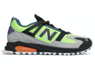 New Balance X-Racer Trail Energy Lime Team Orange