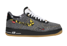 Nike Air Force 1 Denim Gum DB1964-001