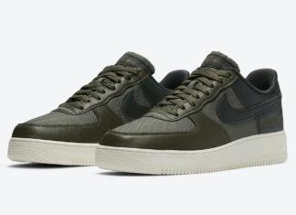 Nike Air Force 1 Gore-Tex Medium Olive CT2858-200 Release Date Info