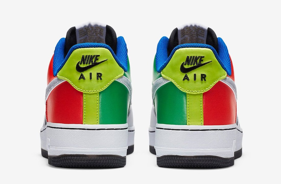 Nike Air Force 1 Hidden Message DA1345-014