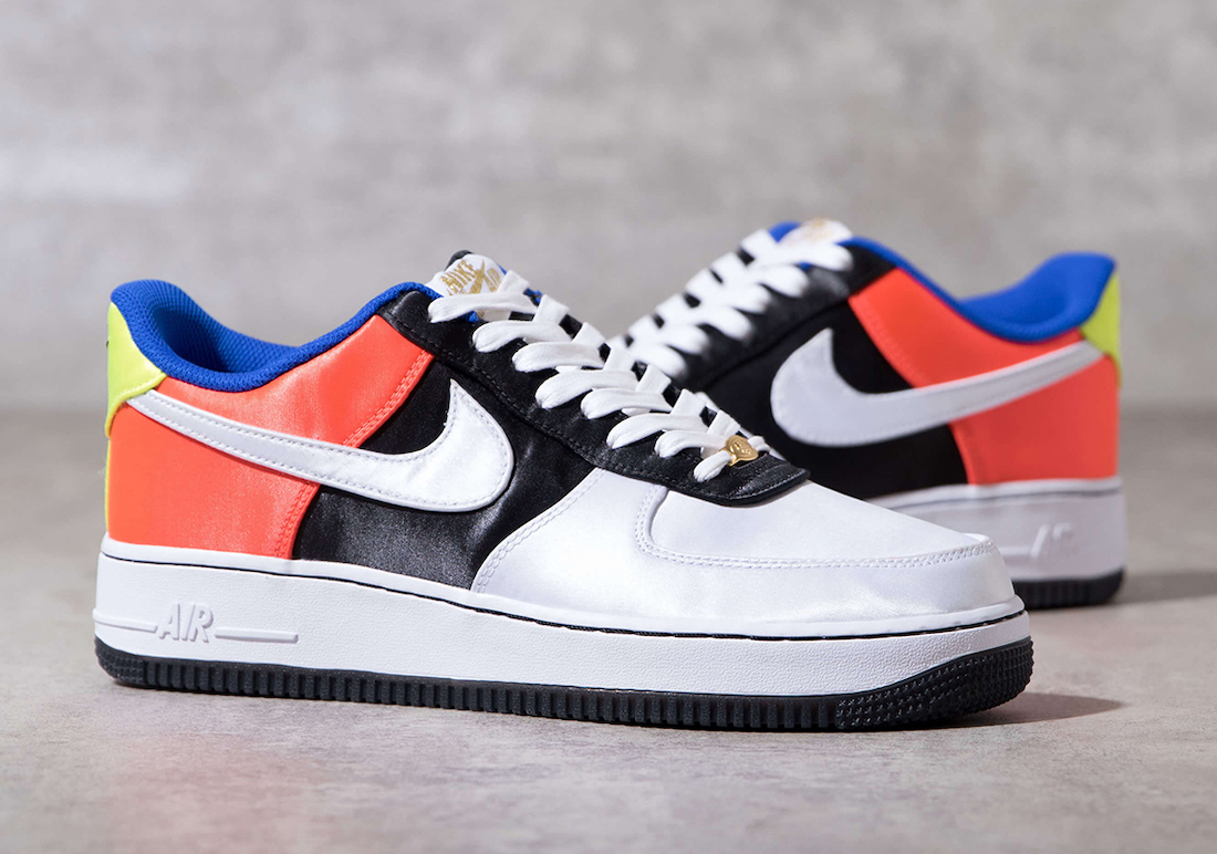 Nike Air Force 1 Hidden Message Pack DA1345-014