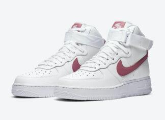 Nike Air Force 1 High Desert Berry 334031-116 Release Date Info