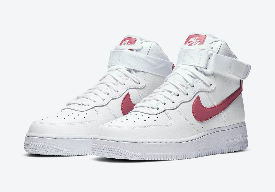 Nike Air Force 1 High Desert Berry 334031-116 Release Date Info