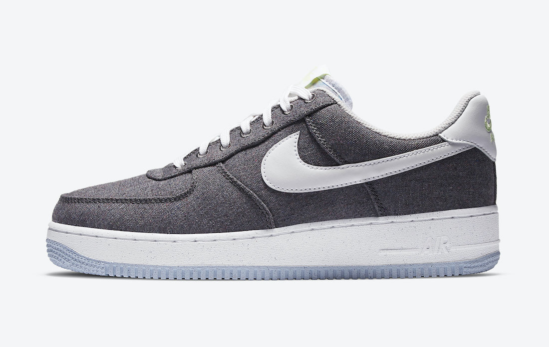 Nike Air Force 1 Iron Grey CN0866-002 Release Date Info