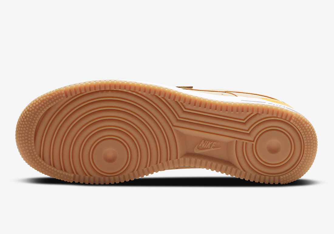 Nike Air Force 1 Low NBA CT2298-200 Release Date Info