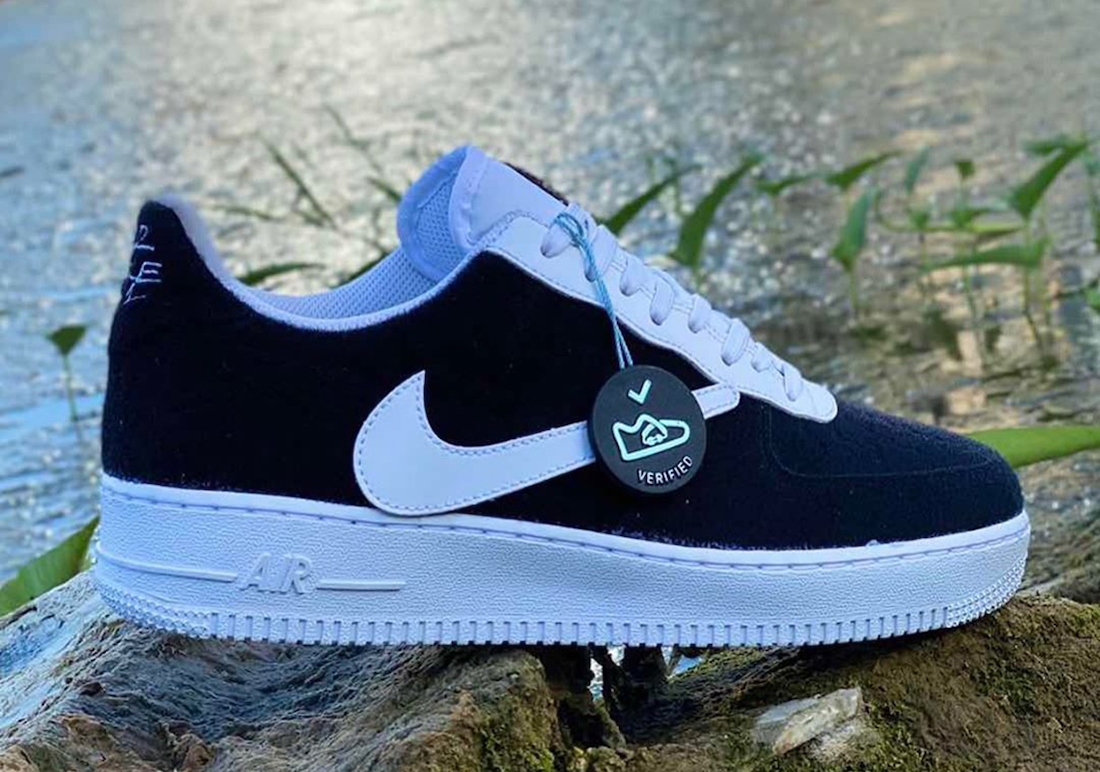 Nike Air Force 1 Low Velcro Release Date Info