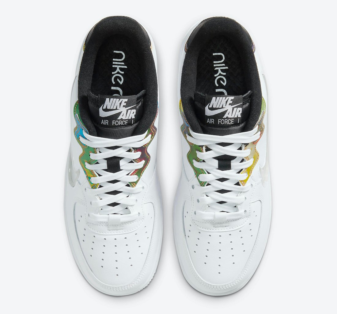 Nike Air Force 1 React White CN9838-100 Release Date Info