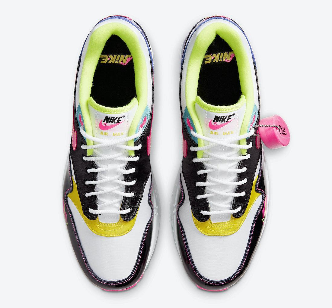 Nike Air Max 1 Hyper Pink CZ7920-001 Release Date Info