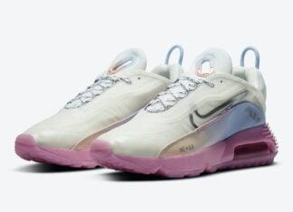 Nike Air Max 2090 Blue Pink CZ8130-100 Release Date Info