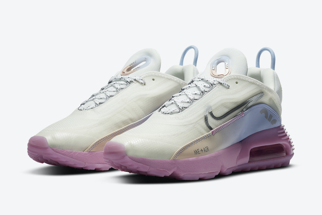 Nike Air Max 2090 Blue Pink CZ8130-100 Release Date Info